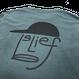 """BELIEF"" TYPEFACE L/S TEE (SPRUCE)"