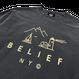 """""""BELIEF"""" COUNTRY CREWNECK (COAL)"""