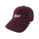 """BELIEF"" TEAM CAP (OXBLOOD)"