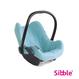 Sibble Maxi-cosi専用シートカバー OceanBlue