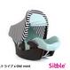 Sibble Maxi-cosi専用シートカバー Old Mint