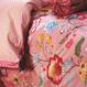 Pip studio シングルサイズ Floral Fantasy OLD ROSE