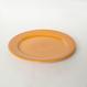 Flea Market Items | Orange Plate