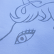 Unicorn Sweat +「BOUTIQUE」Eco-Bag + Unicorn Rosette Set