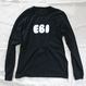 REAL EBI LONG T-shirt