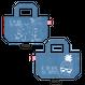 ランチトート(デニム) / Denim Mini Tote Bag