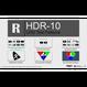 DVS UHD|HDR-10 Test Pattern Suite(MP4/TS) 「デジタルダウンロード版」
