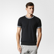 adidas アディダス tシャツ メンズ愛用 激安 男女兼用 ウィメンズファッション ブラック 夏 運動適用