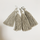 Asa tassel pierce/earring