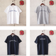 SEIRYU & Co.〈セイリューアンドコー〉 USUAL DAYS Tee NAVY