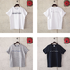 【women】a piece of Library〈ピースオブライブラリー〉 RHAPSODY Tee (No.216118) WHITE/GREY/NAVY
