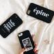 【予約販売】waylly×epine iPhone case