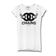 TOP TEE   chains| XS・S