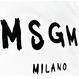 MSGM   ペイントロゴTee   XS・S