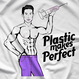 Justin Jedelica  ‹‹ Plastic makes Perfect ››  Tシャツ