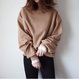 【sold out】bigスウェット  beige