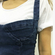 long denim ONE PIECE
