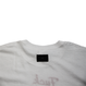 F.F.F. -embroidery- T-shirt [WHITE]