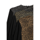 《予約商品》Bow Tie Leopard One-piece