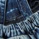 サスペンダー付きスカート (3~24か月)