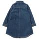 【Lee Kids】WORK DRESS(Dark Used)/ワークドレス(濃色ブルー)