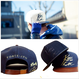 HAIIRO DE ROSSI×書道家万美×7union『Rossi as KOC』5Panel-CAP