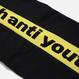 Band-Pants – Black/Yellow