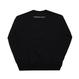 1998-Crewneck Sweater – Black