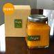 【限定販売】frui(フリュイ)「花御所柿」のジャム(180g)1個単品