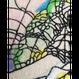 【手刺繍】地の軌道