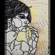 【手刺繍】karma