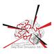 【機械刺繍】 M01_Deepbrain・・コットンマガジンバッグ・ベージュ