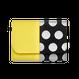 蜂の巣 - hachi no su - KUROGIN×色いろ ドット柄×黄色