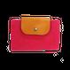 01 はちのす (カードケース) 染色 ピンク