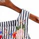 選べる6Color刺繍オフショルダーコットントップス
