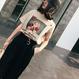 CM ミスマドンナダメージ加工Tシャツ 2Color
