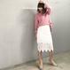【在庫あり】MY 春ハイネックオーバーサイズロング袖セーター 4色 93