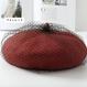 ウールブレンドメッシュベレー帽 7色