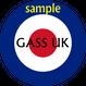 GASS UK-Tee-A-ORGANIC
