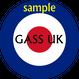GASS UK-Tee-B-ORGANIC