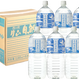月山自然水 2L 6本詰(1箱)