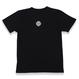 5FACE  RABBITS  T-Shirts  BLACK