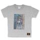 Street Wall Art  T-Shirts  2color