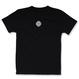 Arc logo  T-Shirts WHITE  RED  BLACK