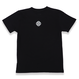STAND  RABBITS  T-Shirts  BLACK