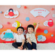 ◆数量・期間限定      おうち写真館 金太郎  akatsuki *名入れ無し【Lサイズ:縦1030 × 横1456 mm】