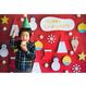 ★数量&期間限定  おうち写真館 Santa & friends  RED Mサイズ(縦841 × 横1189 mm)