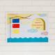 ★数量・期間限定   koinoboriポスター *名入れ無し (SUN/SEA2色展開)