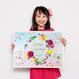 ★数量・期間限定 雛飾りポスター  blossom *名入れ無し