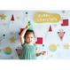 【最終受付】 おうち写真館 Santa & friends  WHITE Mサイズ(縦841 × 横1189 mm)